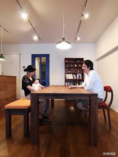 リフォーム・リノベーション会社:nu(エヌ・ユー)リノベーション「ワイン食堂」