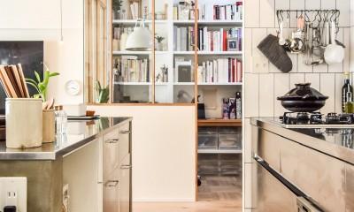 デザイナーの住まい (キッチン)