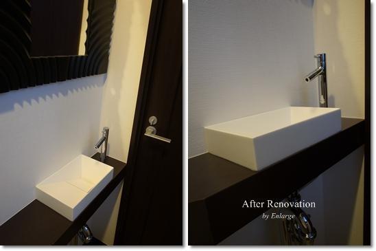 スタイリッシュデザインの写真 トイレ3