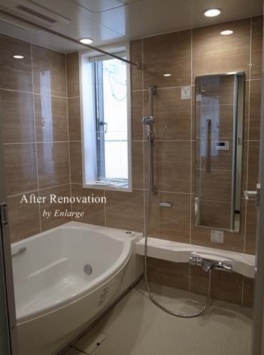 スタイリッシュデザインの写真 バスルーム1