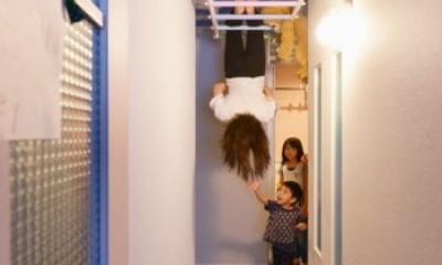 うんていにハンモックに隠し扉まで⁉           遊び心満載の毎日が楽しい家 (毎日楽しい!)