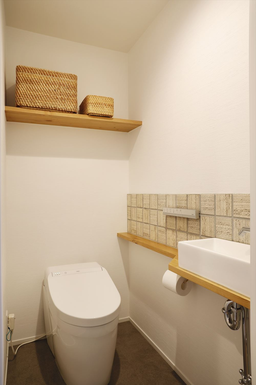 S様邸_共働き夫婦のための家事ラクプラン (トイレ)