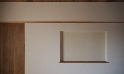 戸建ての改修 (LDK)