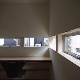 牧野の家-makino (書斎)