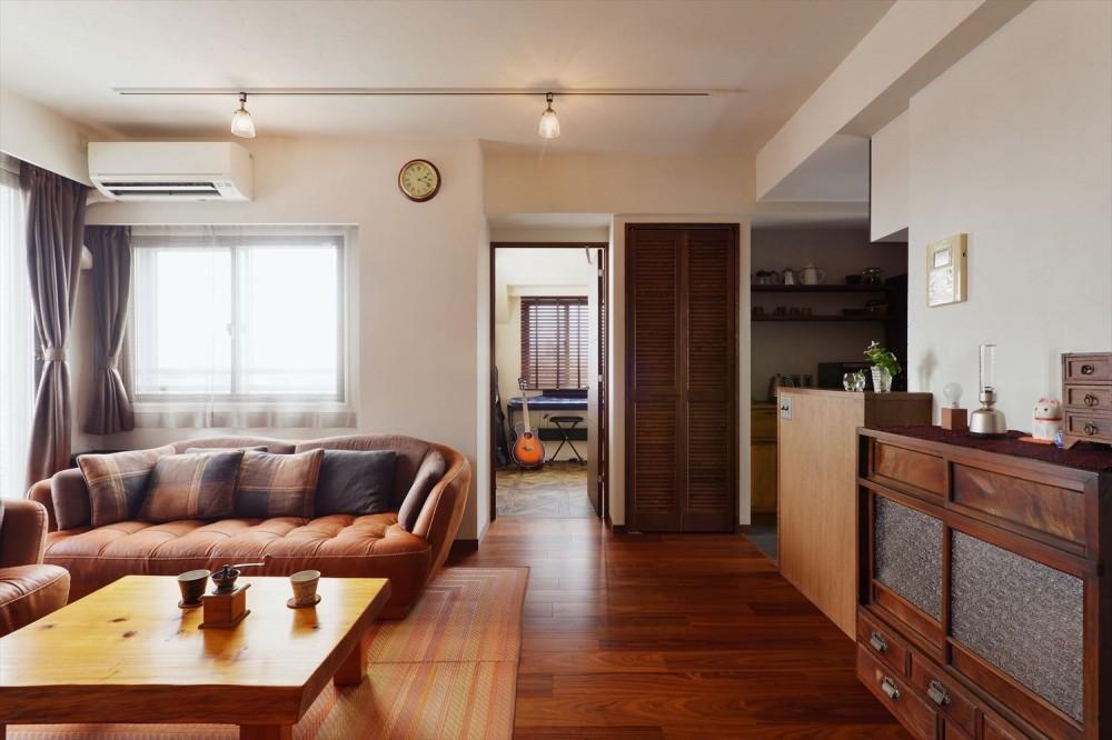K様邸_マンションで憧れの古民家に住む (WIC)