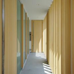 清水の家-simizu (玄関)