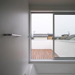 清水の家-simizu (浴室)