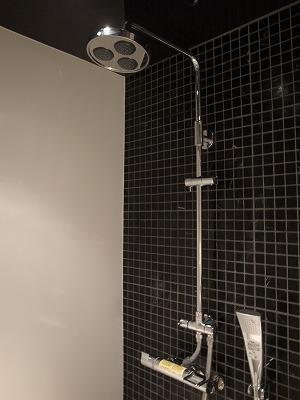 築35年マンション 水廻り限定リノベの部屋 2種類のシャワー