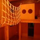 ロフトのある子供部屋