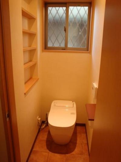 トイレ (海老名市 M様邸)