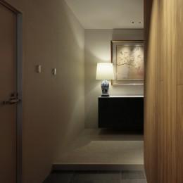 日本橋S邸 〜ギャラリーのような回廊のある家〜