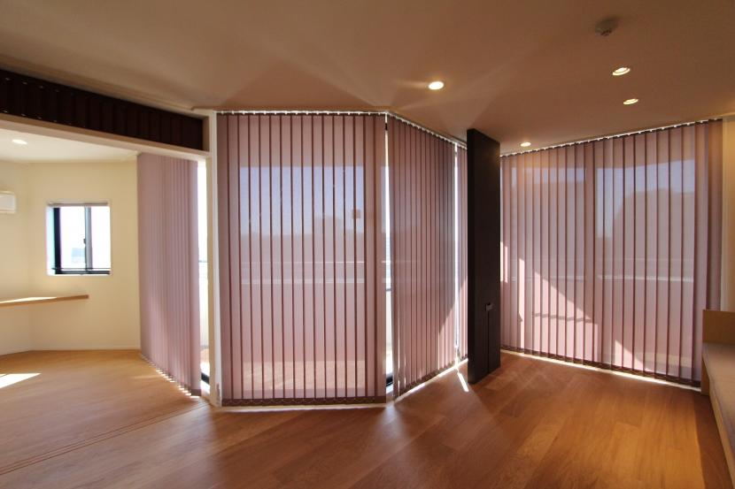 BANANAプロジェクトの部屋 リビングルーム