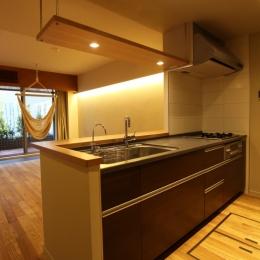 GARDENプロジェクト (キッチン)