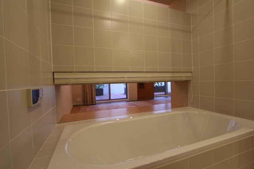 GARDENプロジェクトの部屋 バスルーム