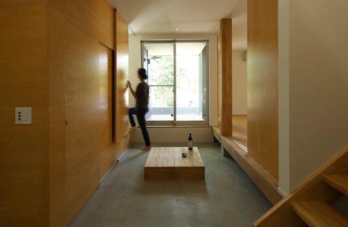 建築家:Mieko Ookawa「森を眺めるための家」