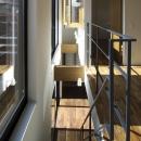 Mieko Ookawaの住宅事例「カフェのある家」