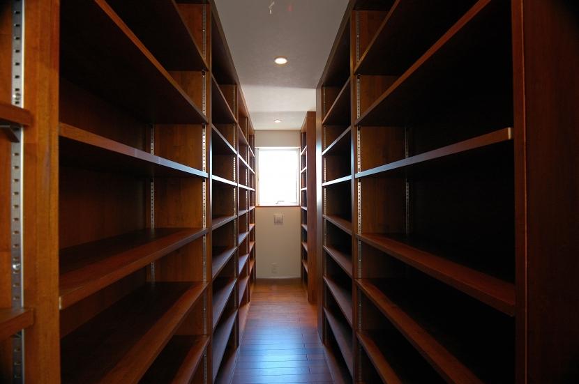 H-Houseの部屋 書斎