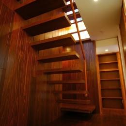 H-House (階段)
