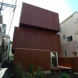 H-House (外観)