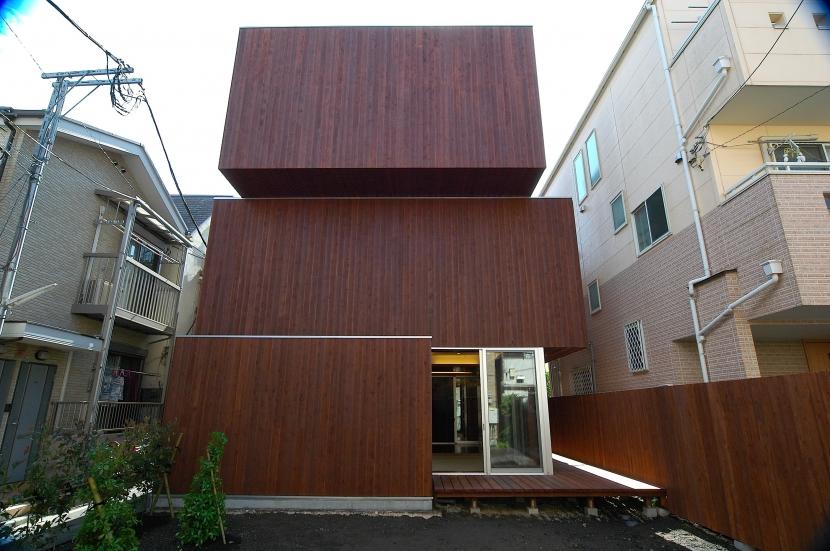 建築家:仲摩邦彦「H-House」