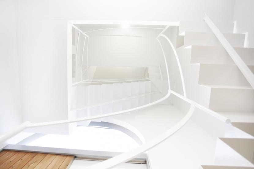 HouseYの部屋 階段