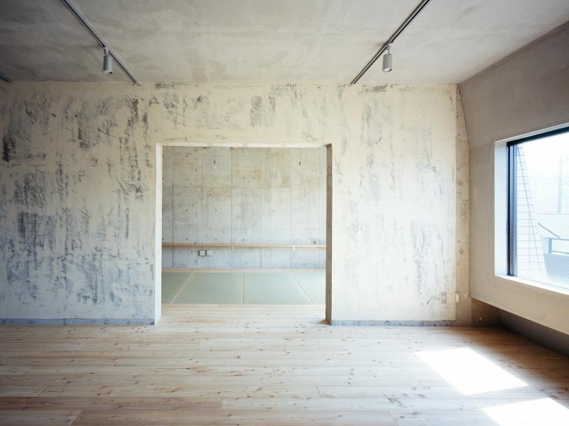 建築家:成瀬友梨/猪熊純「世田谷フラット」