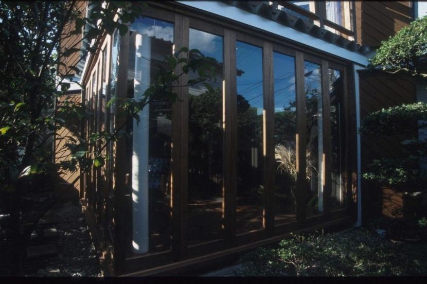 マルチテラスのある家(リフォーム)の部屋 テラス4