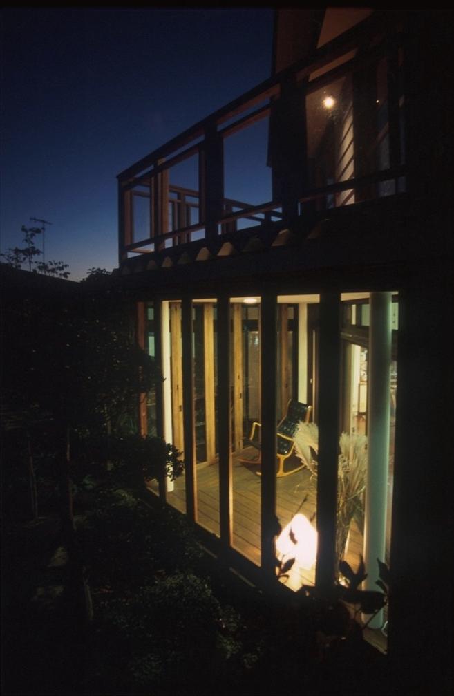 マルチテラスのある家(リフォーム)の部屋 テラス1