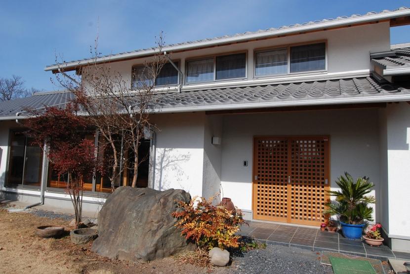 建築家:新井敏洋・眞理「民家再生-築70年の民家の再生」