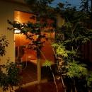木質スケルトン+DIYでつくるこだわり空間の写真 浴室2