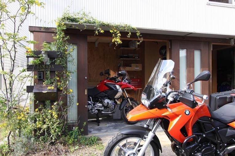 木質スケルトン+DIYでつくるこだわり空間の部屋 エントランスガーデン