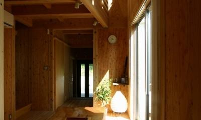木質スケルトン+DIYでつくるこだわり空間