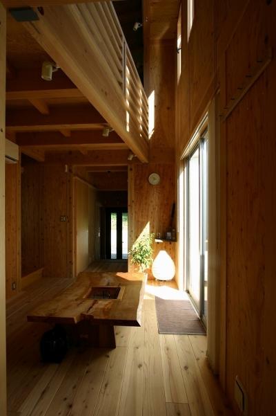 木質スケルトン+DIYでつくるこだわり空間 (ダイニング)