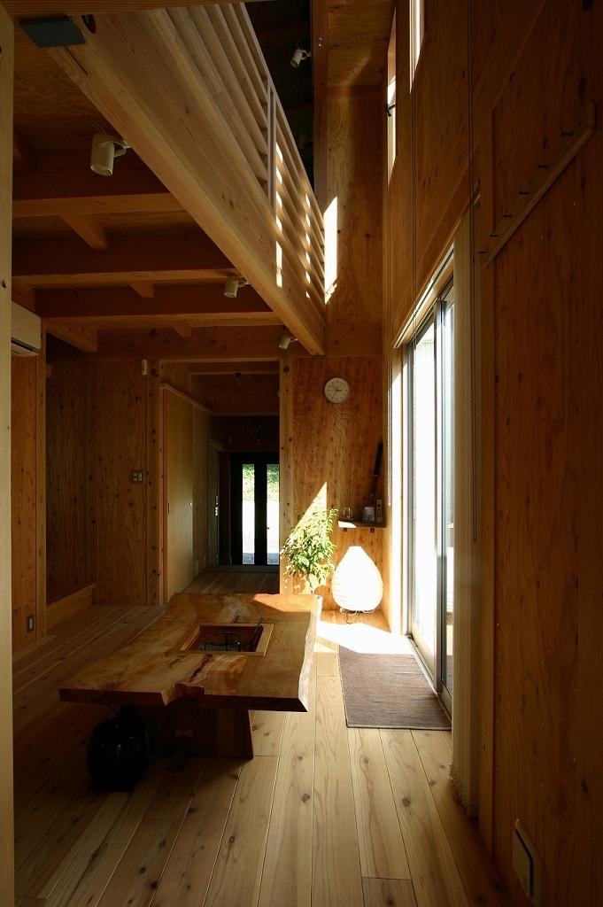 木質スケルトン+DIYでつくるこだわり空間の部屋 ダイニング