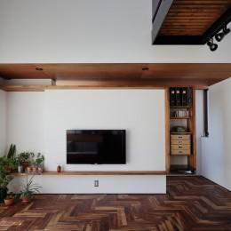 cozy  レトロモダン住宅