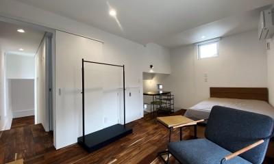 シェアハウスのような家(in八幡) (1階個室3)