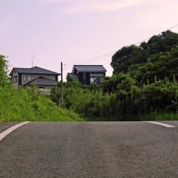 格子の家(in玉名)