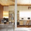 宇野健一の住宅事例「家族と犬がのびのび暮らすパッシブソーラのエコリフォーム」