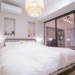 20代ご夫婦が手に入れた資産価値も満たす海外のホテルのような家