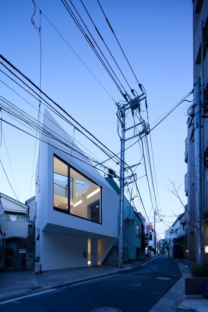 建築家:黒崎敏「FOLD」