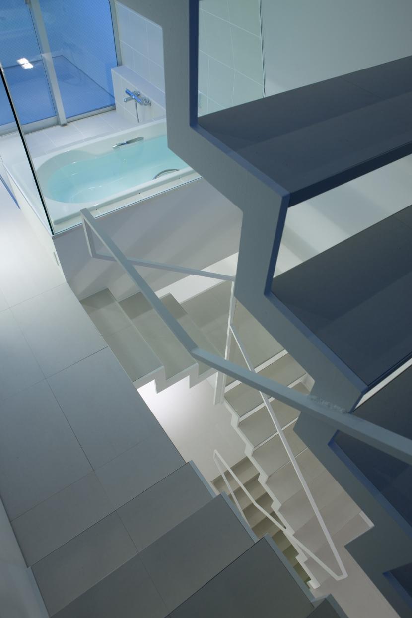 NIDの部屋 階段