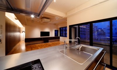 キッチン|Ebenum
