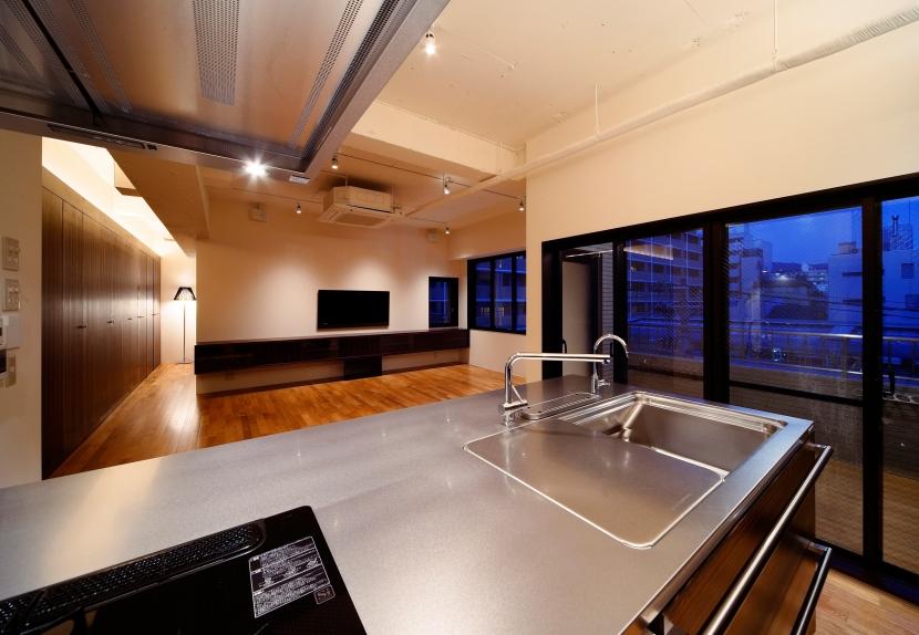 Ebenumの部屋 キッチン