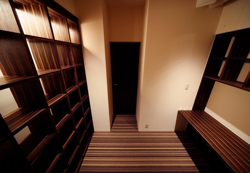 Ebenumの部屋 書斎