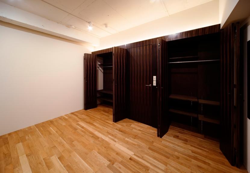 Ebenumの部屋 収納