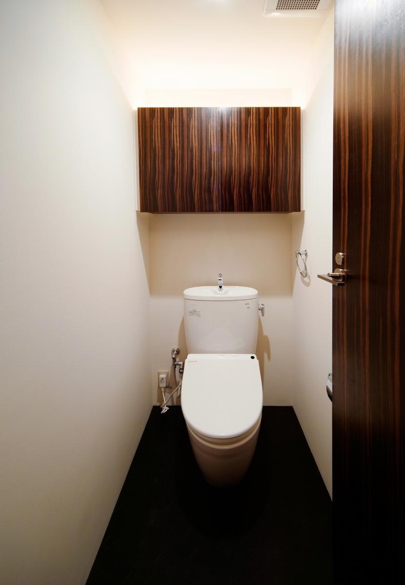 Ebenumの部屋 トイレ