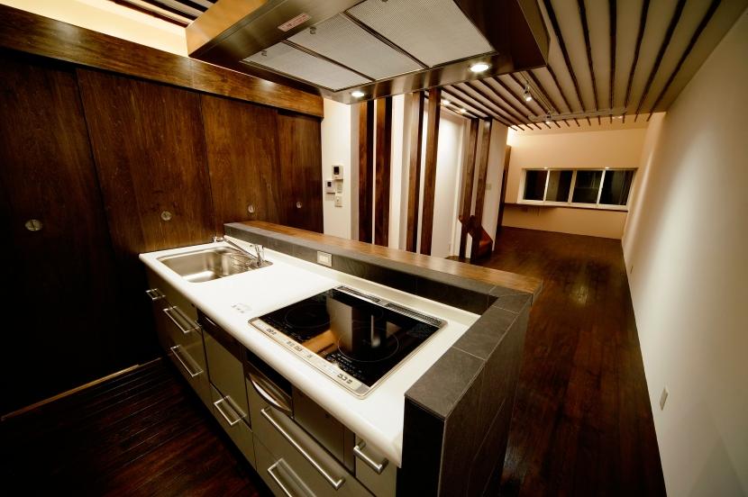 GRATAの部屋 キッチン2