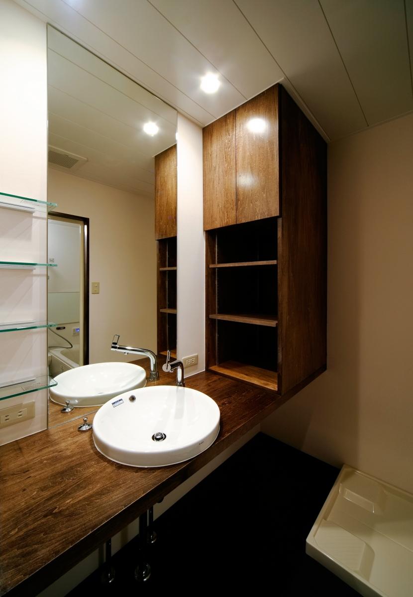 GRATAの部屋 洗面室