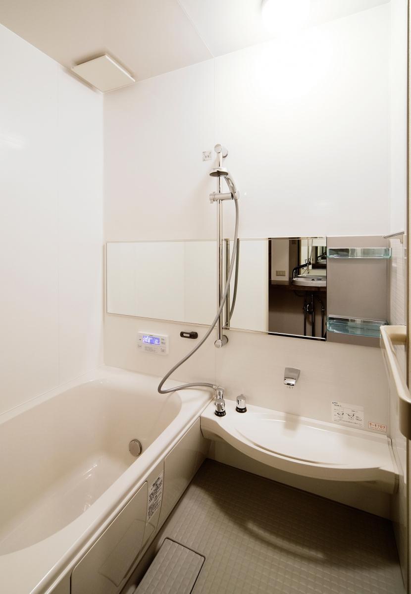 GRATAの部屋 バスルーム