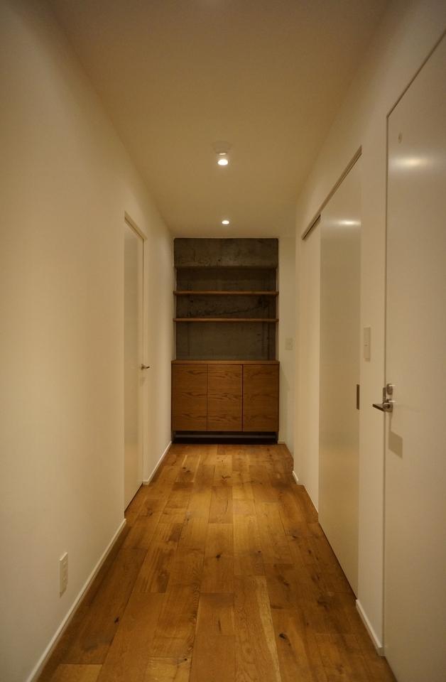 FLOURの部屋 廊下